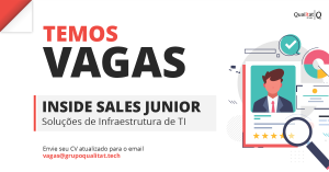 Vaga Inside Sales Junior